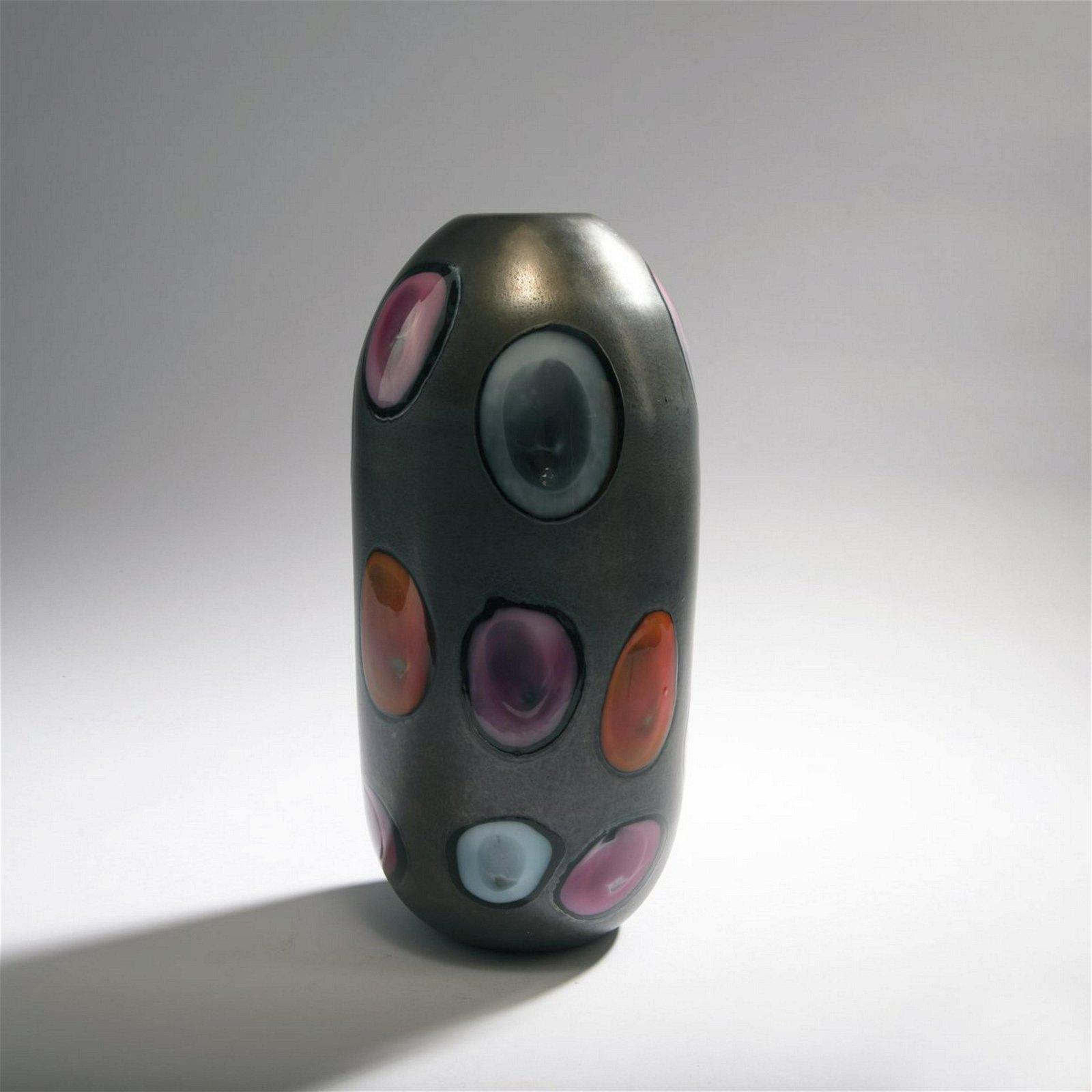 Ermanno Toso, 'Nerox' vase, c. 1961