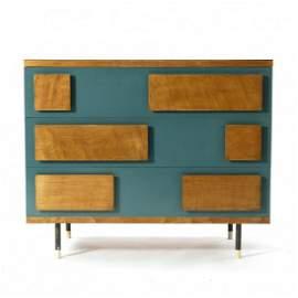 Gio Ponti, Dresser from the 'Parco dei Principi' Hotel,