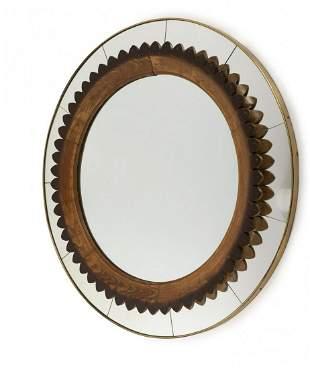Frat. Marelli (Framar), Wall mirror, c. 1949/50