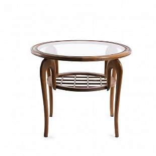 Gio Ponti (attr.), Coffee table, 1940/50s