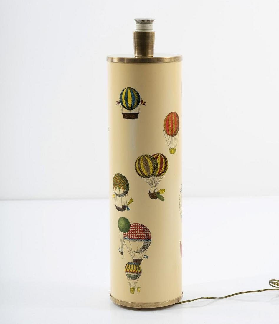 Piero Fornasetti, 'Palloni' table light, 1960s