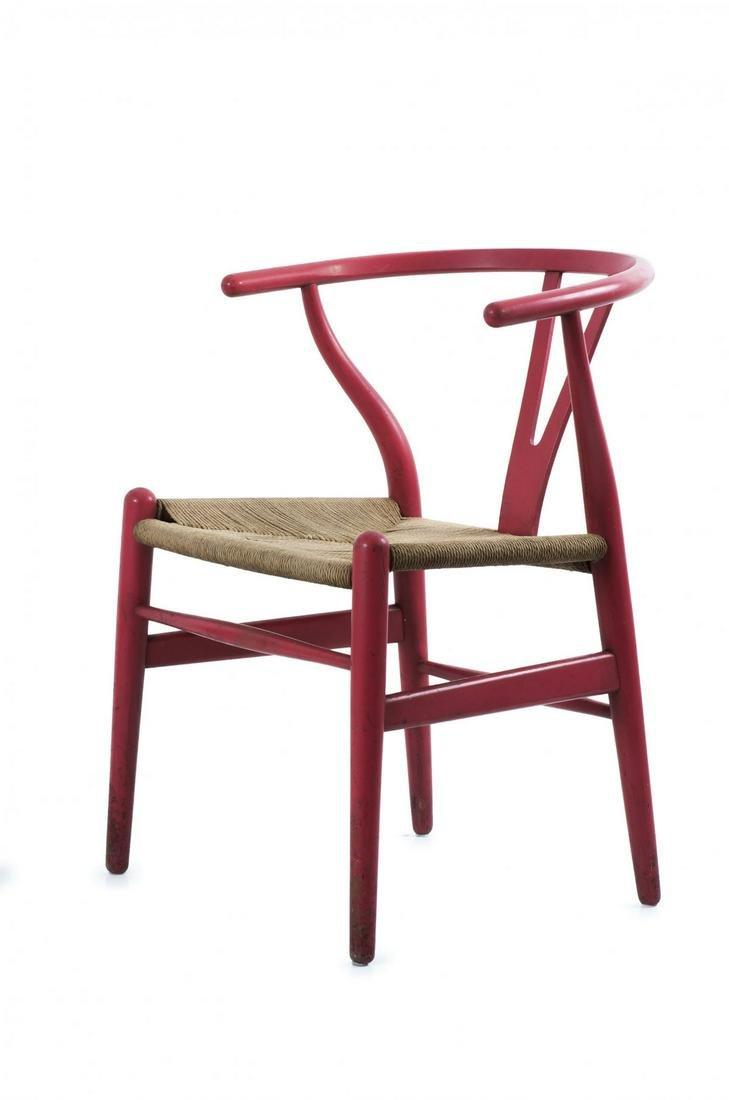 Hans J. Wegner , 'Y' - 'CH-24' chair, 1950