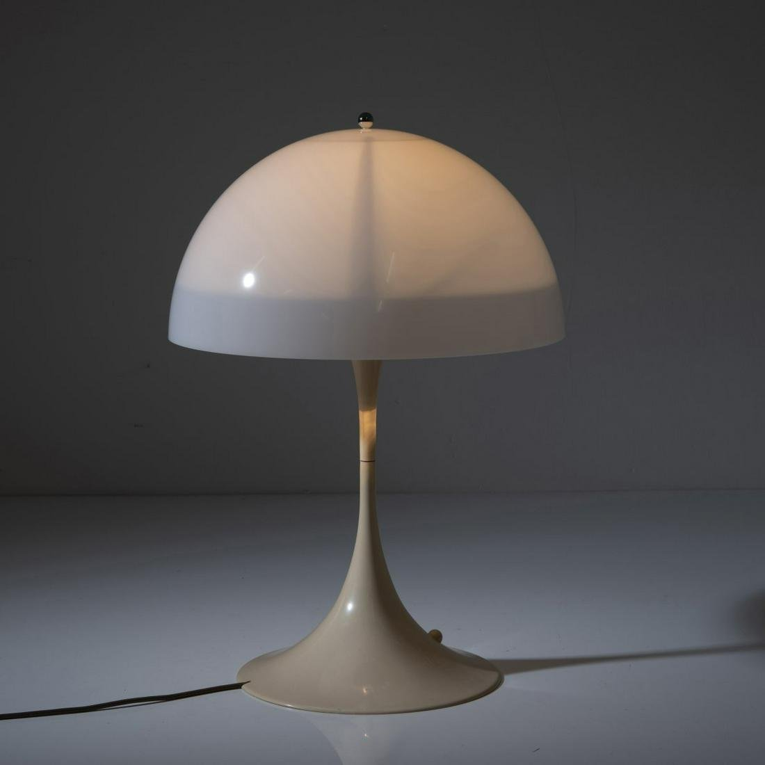 Verner Panton, Table light 'Panthella', 1971