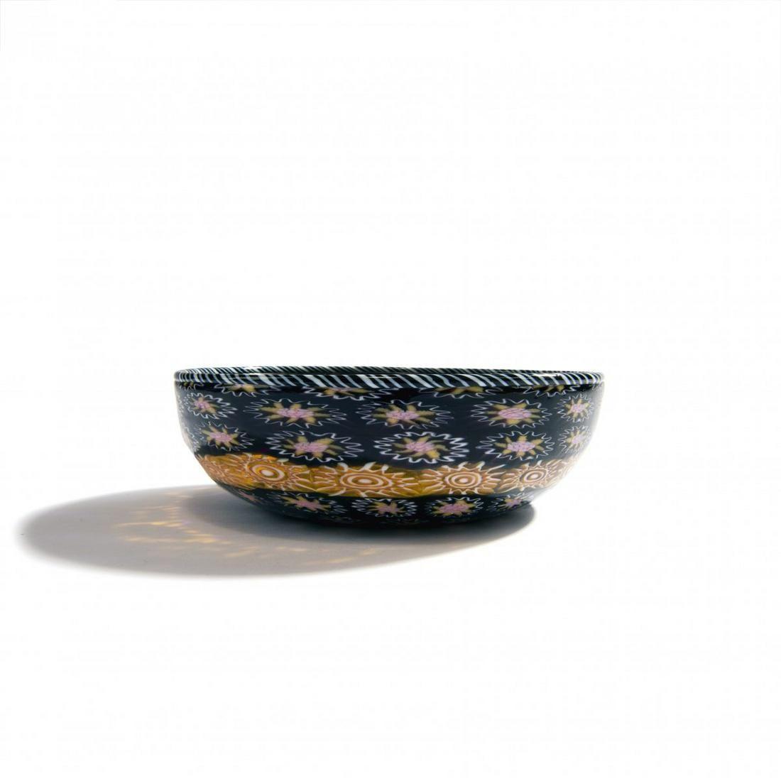 Vincenzo Moretti, 'Murrine' bowl, 1880s