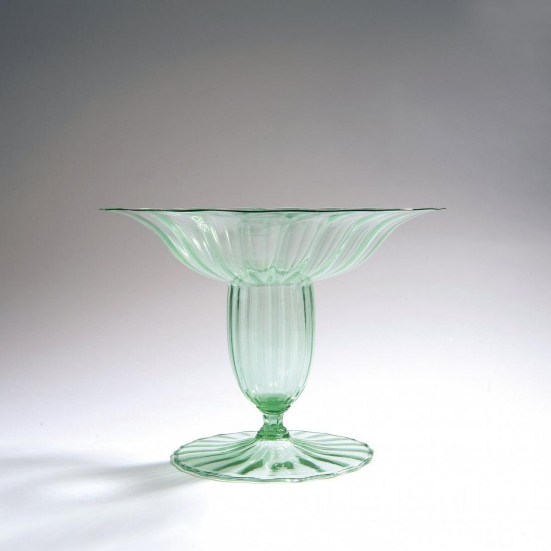 Napoleone Martinuzzi, 'Trasparente' vase, c. 1927
