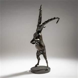 Franz Barwig, Fighting Capricorn, 1911
