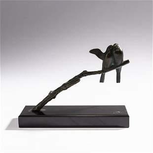André Vincent Becquerel, Two birds, c. 1930