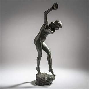 Lawrence Dupuy, 'Cymbals', c. 1915
