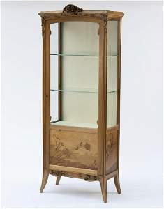 Louis Majorelle, Display cabinet, c. 1903