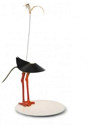 Ingo Maurer, 'Bibibibi' table light, 1982