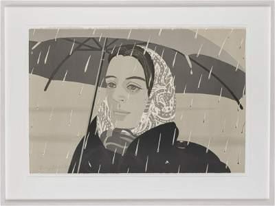Alex Katz, 'Grey Umbrella', 1979