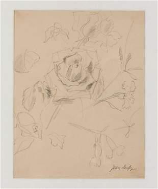 Jean Dufy Bouquet de Roses 20th century