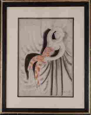 Hugoacute Scheiber Dancer 19201930
