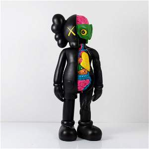 KAWS, 'Four Foot Dissected Companion (Black)', 2009