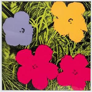 Andy Warhol, 'Flowers', ca. 1970