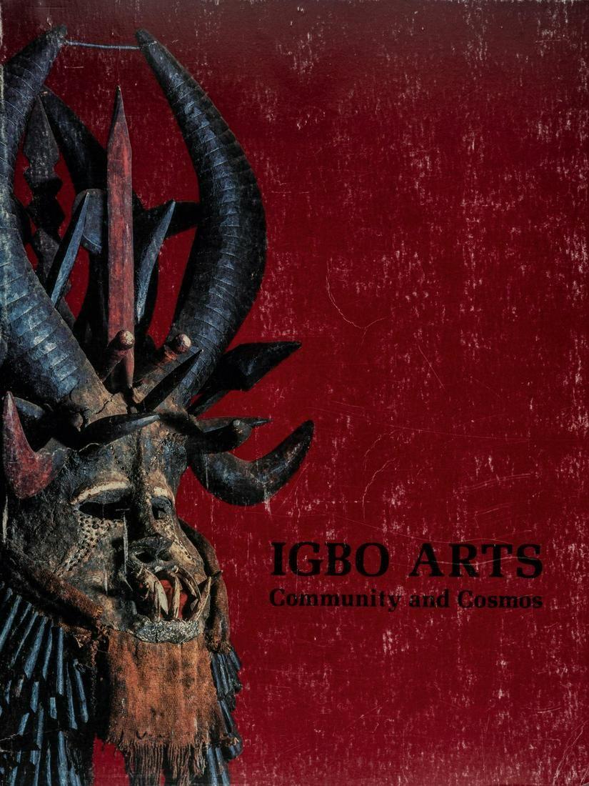 Herbert M. Cole, Chike C. Aniakor, Igbo Arts. Community
