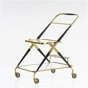 Cesare Lacca (attr.), Serving cart, 1950s