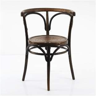 Thonet, Vienna (style), Armchair, c. 1900