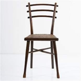 Thonet, Vienna, Chair, c. 1905