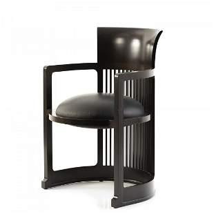 Frank Lloyd Wright, Armchair 'Barrel Chair', 1904/1905