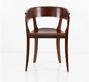 Arthur Rockhausen, 'K 14' patent armchair, c. 1925