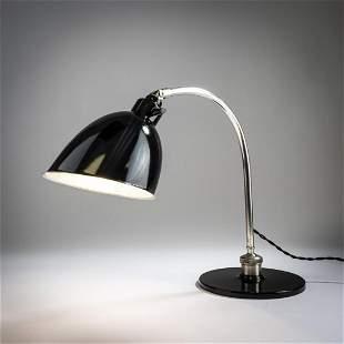 Christian Dell, 'Rondella-Polo' desk light, 1927/28