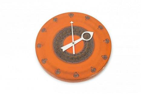 George Nelson, 'Meridian 7576' wall clock, 1960s