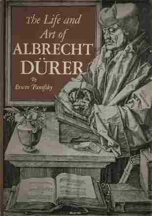 Erwin Panofsky, The Life and Art of Albrecht Dü