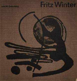 Staatliche Kunstsammlungen Kassel, Fritz Winter zum 60.