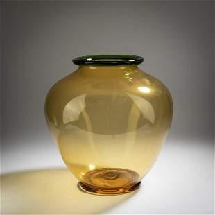 Vittorio Zecchin, Vase, c. 1925