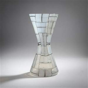 Ercole Barovier, 'Sidone' vase, c. 1957