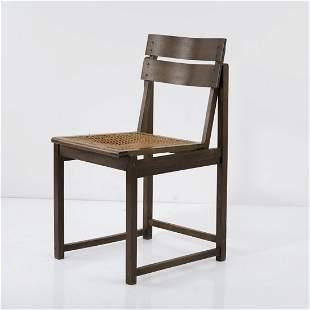 Erich Dieckmann, Chair c. 1926