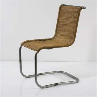 Marcel Breuer (attr.), Cantilever chair, c. 1928