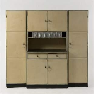 Erich Dieckmann, Kitchen cabinet from the type