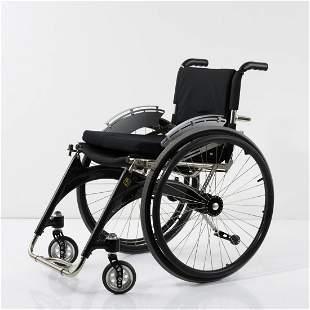 Luigi Colani, 'B1-Colani' wheelchair, c. 2010