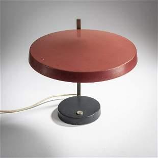 Heinz G. Pfaender, 'Oslo' table light, 1961