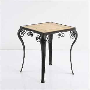 France, Side table, 1930 / 40s