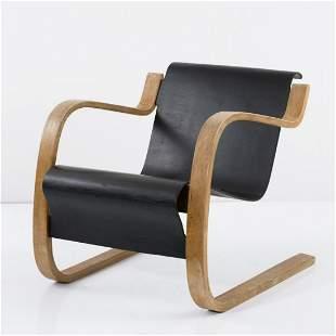 Alvar Aalto, Armchair '31 / 42' (variation) for the