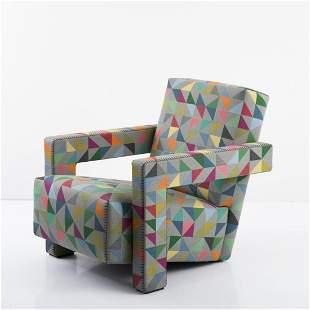 Gerrit Rietveld; Bertjan Pot, 'Utrecht chair' - 'C 90',