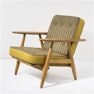 Hans J. Wegner, 'GE 240' armchair, 1955