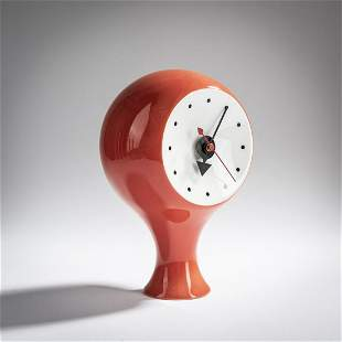 George Nelson, Table clock from the 'China