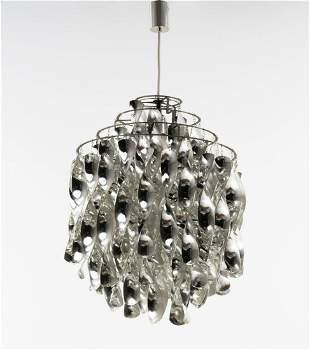 Verner Panton , 'SPO 1' ceiling light, 1970