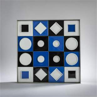 Victor Vasarely (1908 Pécs - 1997 Paris), Wall