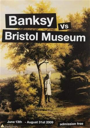 Banksy (lives in Bristol), 'Banksy vs Bristol Museum -