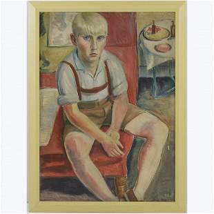 Adolf Hartmann (1900 Munich - 1972 ibid.) (attr.),