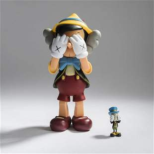 KAWS (1974 New Jersey - lives in New York), 'Pinocchio