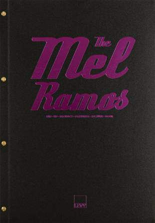 Mel Ramos (1935 Sacramento - 2018 Oakland), Art book