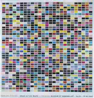 Gerhard Richter (1923 Dresden - lives in Cologne)