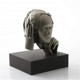 Joachim Schmettau (1937 Bad Doberan), Untitled (woman's