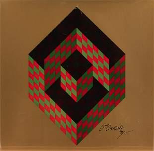 Victor Vasarely (1908 Pécs - 1997 Paris),